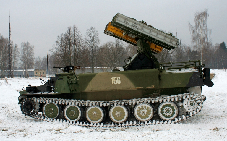 9K35 Strela 10 Self Propelled ...