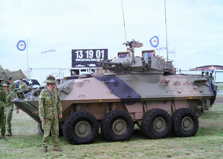 Australian Military Vehicles