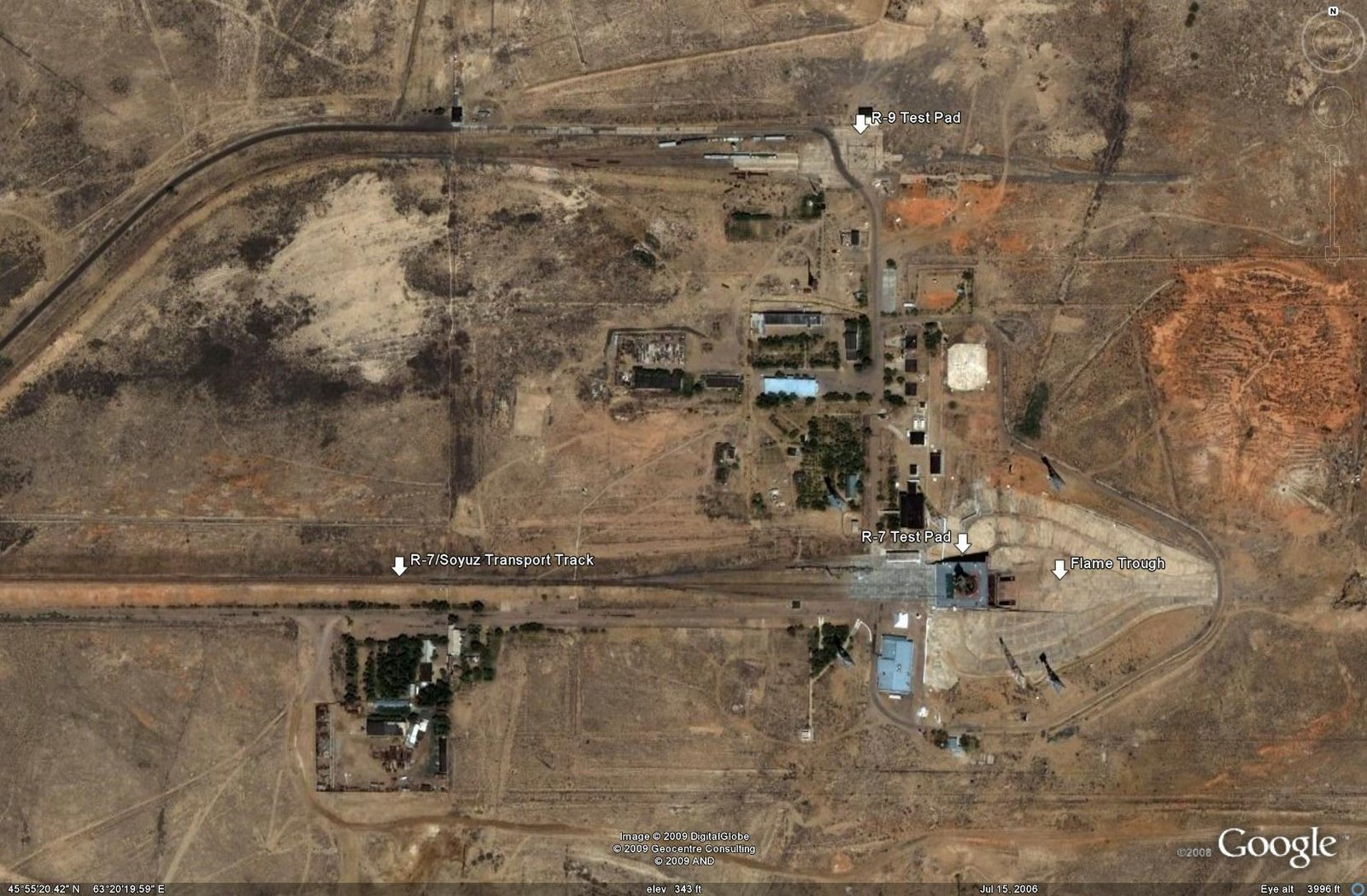 Image Gallery Icbm Sites