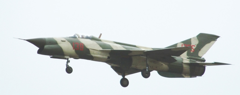 PLA-AF and PLA-N Legacy Fighters