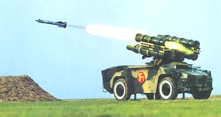 PLA Mechanised Infantry Division Air Defence Systems / PLA Point Defence  Systems