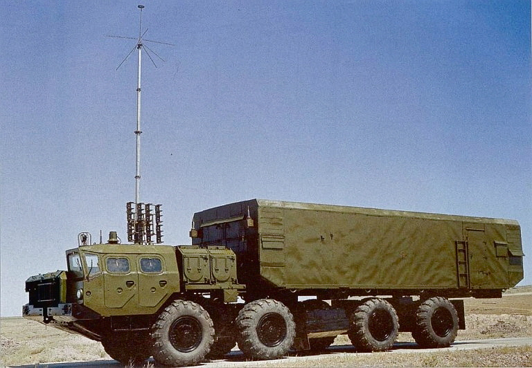 54K6E-2 Command Post