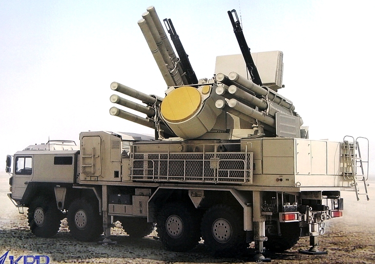 Naval Air Defence systems - Page 5 96K6E-Pantsir-S1E-UAE-2S