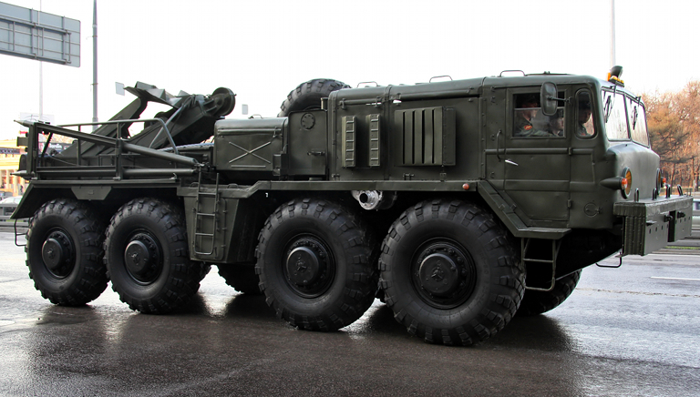 S 300p S 400 S 500 Air Defence System Vehicles