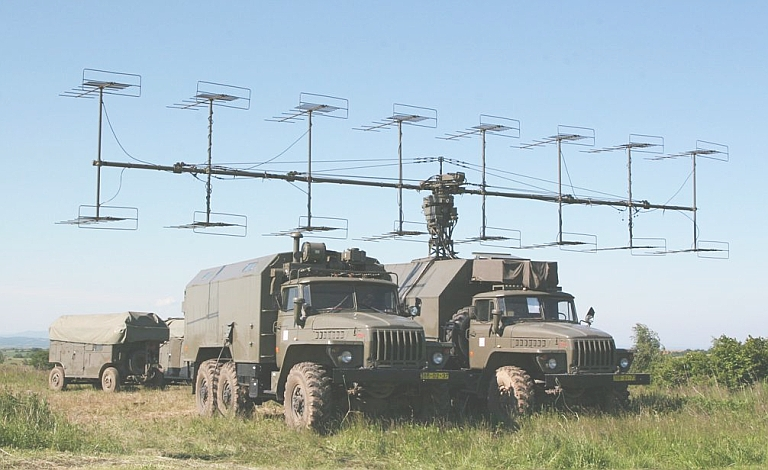 Russian    Pla Low Band Surveillance Radar Systems  Counter
