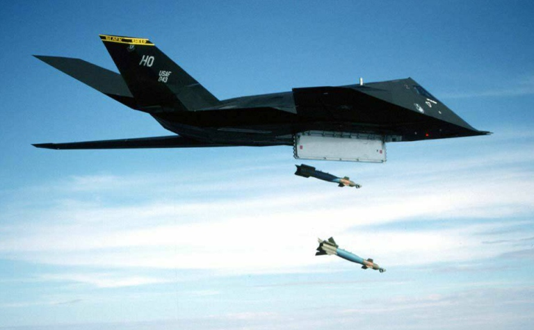 Lockheed F-117A Stealth Fighter