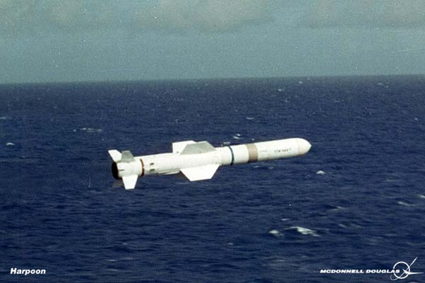 Boeing AGM-84A Harpoon (Boeing)