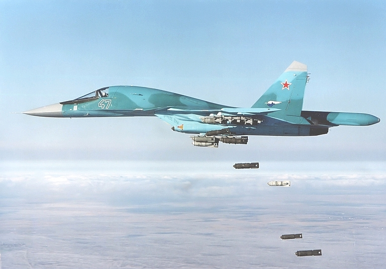 """Russian Bombers Perform Simulated """"Strikes"""" on Sweden, U.S."""